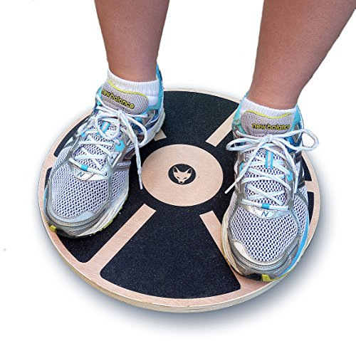 Fitaboo-Wooden-Balance-Board-PRO-Wobble-Board-No-Flat-Spot-Exercise-Physio-Physical-Therapy-Rehab-Fitness-Trainer-0